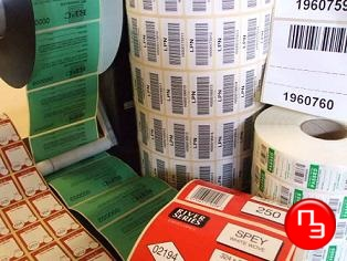 Печать штрих кода на месте