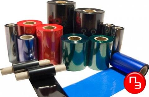 Риббоны: красящие ленты для печати этикеток