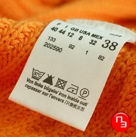 Условные обозначения на ярлыках одежды и знаки на бирках текстильных изделий b73d2d328d04b