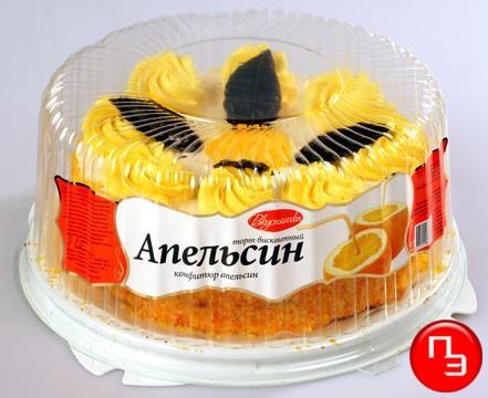 Самый простой торт дома фото 6